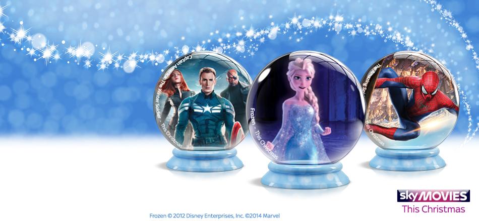 Sky Movies Christmas Carousel image
