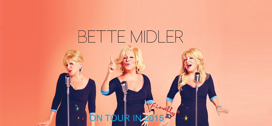Bette Midler Tour Tickets