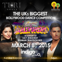 Bollywood Tickets Small