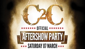 C2C Aftershow Saturday Tickets Medium
