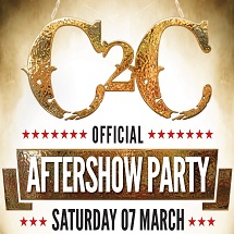 C2C Aftershow Saturday Tickets Small