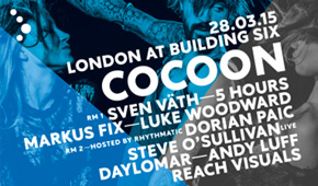 Cocoon Tickets Medium
