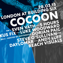Cocoon Tickets Small