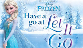 Have a go at Let it go