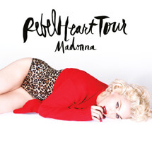 Madonna Tickets Small