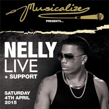 Nelly Tickets Small