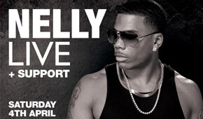 Nelly Tickets Medium