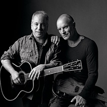 Paul Simon & Sting Tickets Small