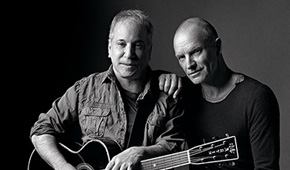 Paul Simon & Sting Tickets Medium