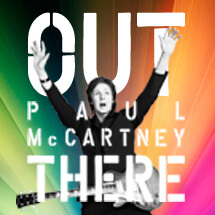 Paul McCartney Tickets Small