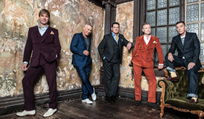 Spandau Ballet Tickets Medium