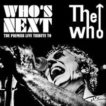 The Who Pre-Party Tickets Small