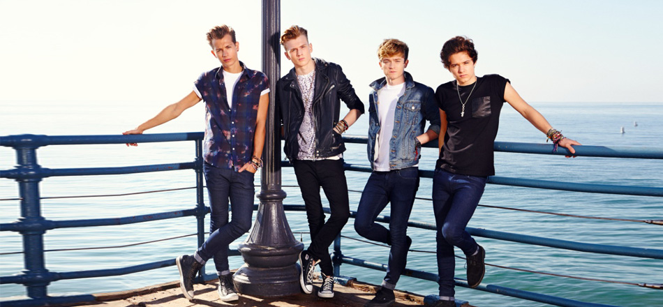 The Vamps Tickets Large