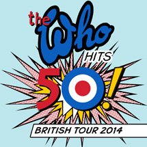 The Who Tickets Small