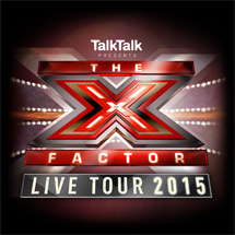 X Factor Tickets Small