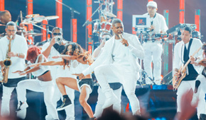 Usher Tickets Medium